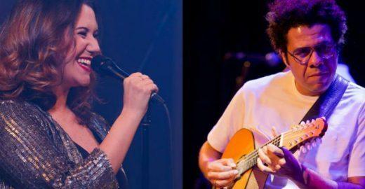 Hamilton de Holanda e Maria Rita apresentam-se no Samsung E-Festival