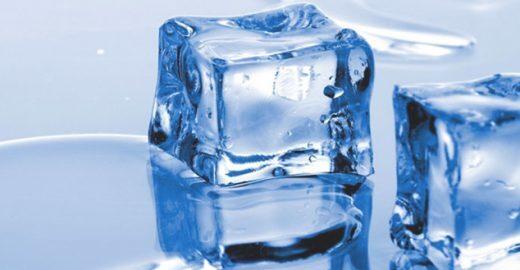 Faça gelo em um segundo