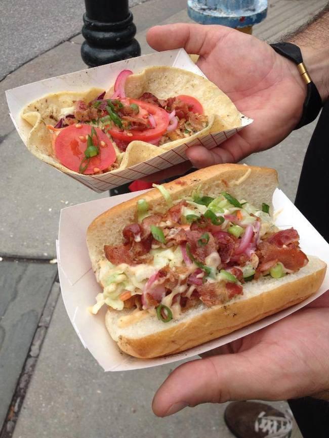 No cardápio, lanches e pratos onde o bacon é não apenas um detalhe, mas o prato principal