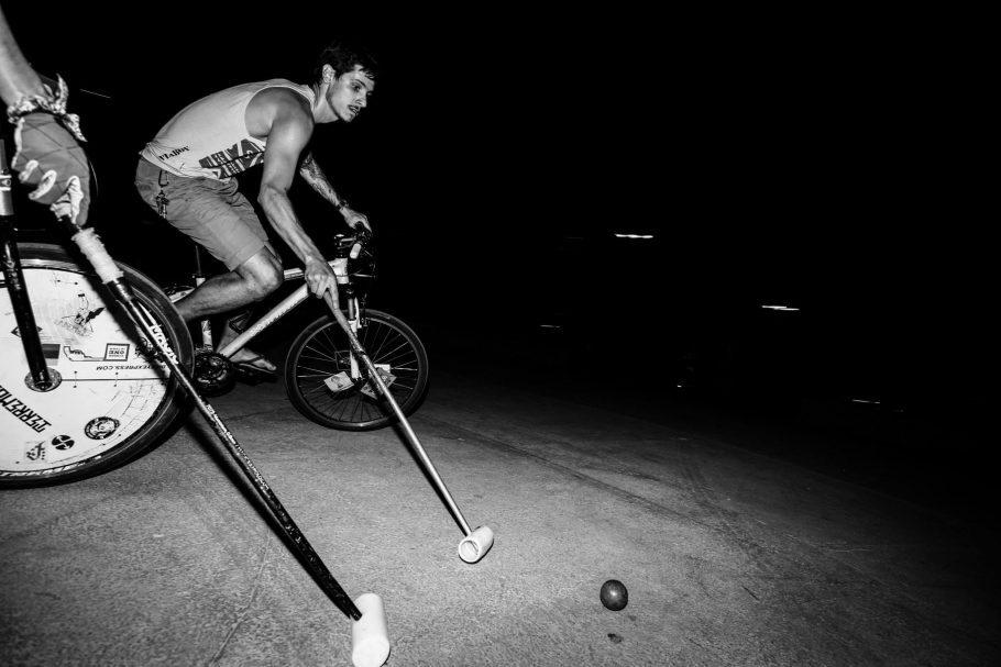 Bike Polo BH/ foto: Raul Sampaio