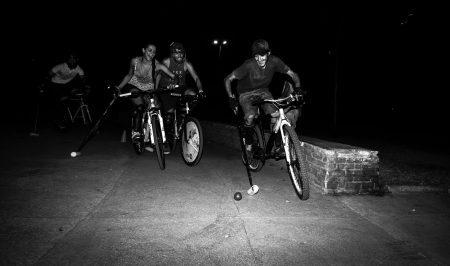 Bike Polo BH/ foto Raul Sampaio
