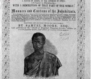 Único registro de um ex-escravo no Brasil ganhará versão em português
