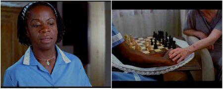 """Zezeh Barbosa em """"O Xadrez das Cores"""" (reprodução)"""