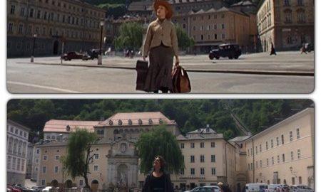Casal recria cenas de 'A Noviça Rebelde' em locação original