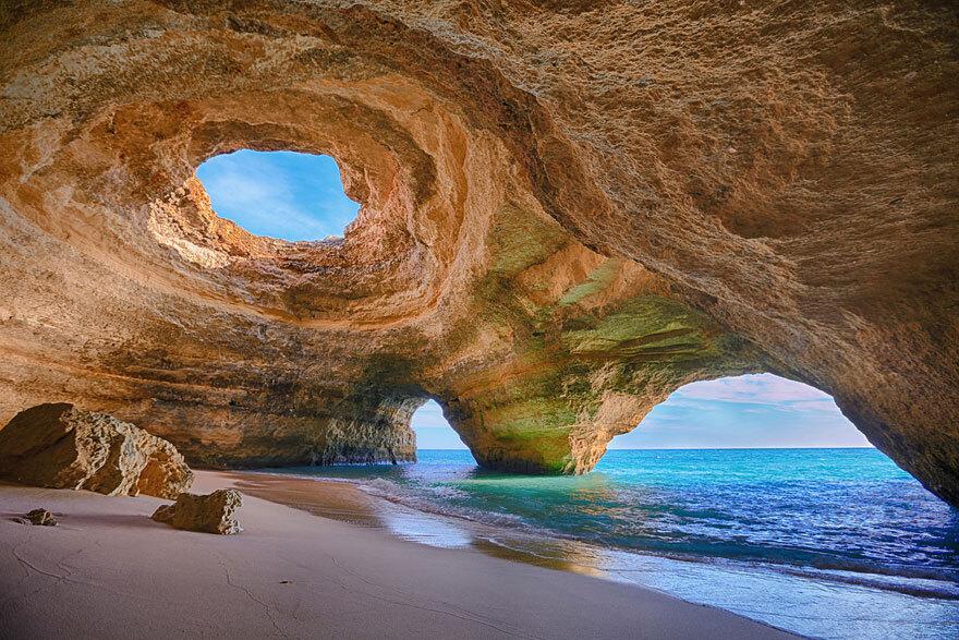 As cinco praias mais loucas do mundo