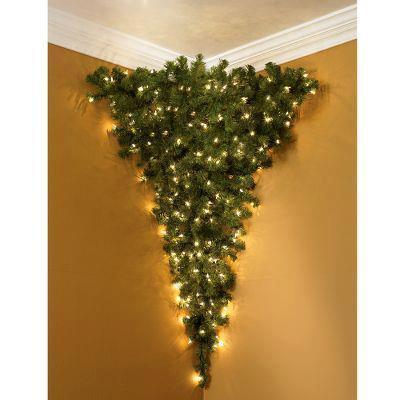 Hanging Upside Down Christmas Tree