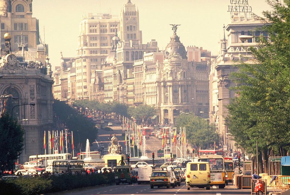 Madrid veta circula o de carros no centro da cidade - Centros de jardineria madrid ...