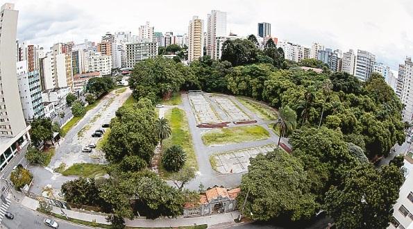 """Parque Augusta promove shows da """"Desintegração de Posse"""""""