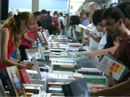 """""""Festa da Livro da USP"""" - foto por Denis Pacheco - divulgação"""