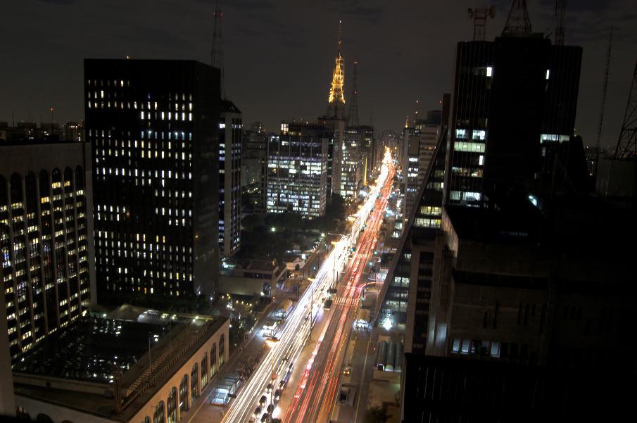 Repaginação da avenida Paulista e também do Mercado Municipal de Pinheiros