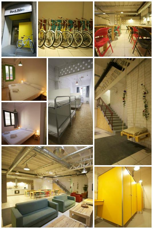 Dez hostels chiques em Barcelona por menos de R$ 50