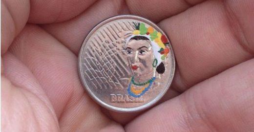 Designer brasileiro insere personagens da cultura pop em moedas