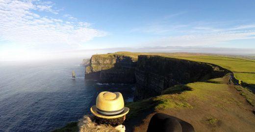 Road trip: Dois dias na exuberante costa oeste da Irlanda