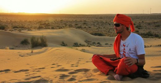 Já pensou em tirar um sabático para viajar por um ano?