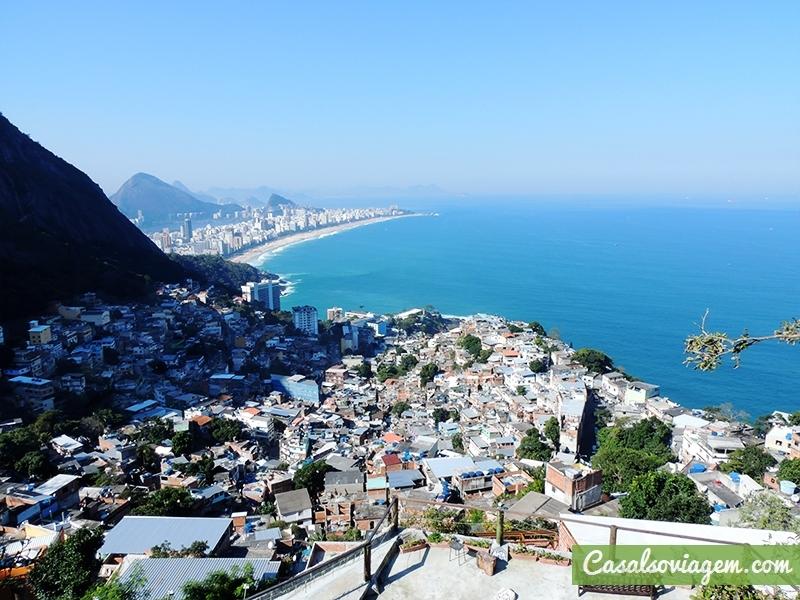 Uma trilha no Morro Dois Irmãos, na favela do Vidigal - Catraca Livre