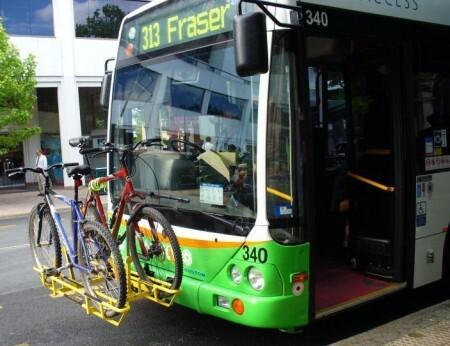 bikebus-canberra-australia