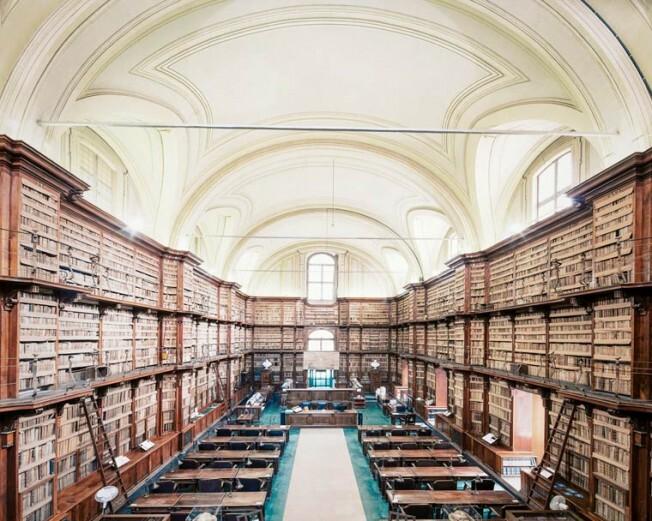 Biblioteca Angelica - Roma