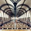 Biblioteca de Sainte Genevieve - Paris