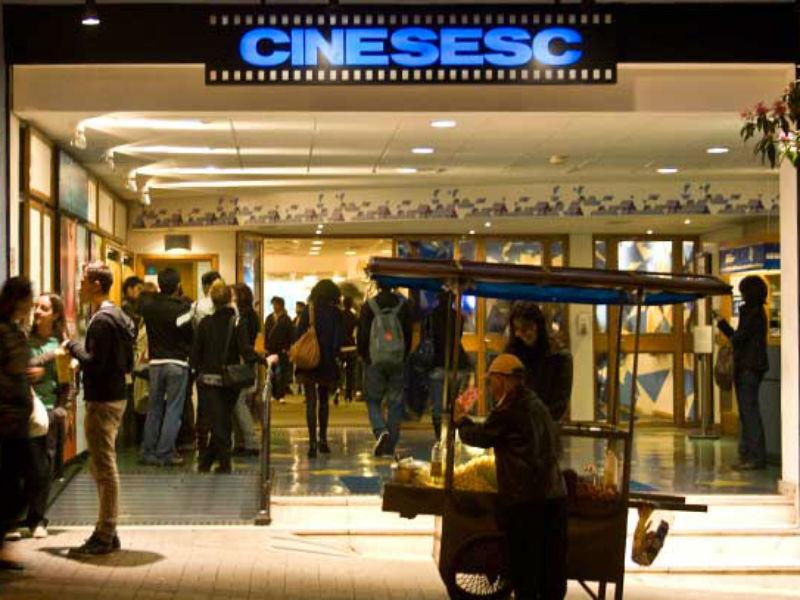 Fundado em 1979, o CineSesc é um dos mais tradicionais cinemas de rua da cidade de São Paulo. A programação também conta com cursos e exposições.