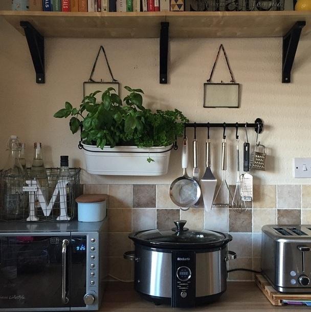 29 dicas para manter sua cozinha sempre organizada for Oggetti da cucina