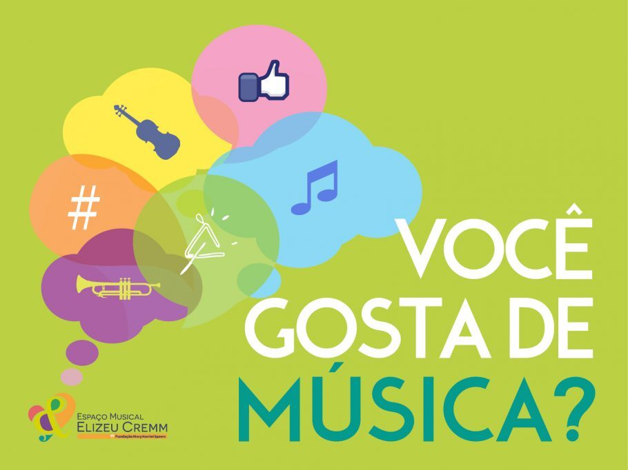 Aulas de instrumentos musicais - Bolsas de estudos