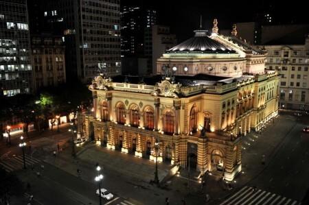 Theatro Municipal de São Paulo (divulgação)