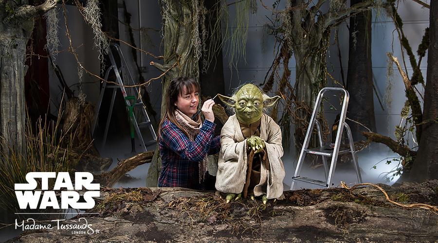 Museu de cera Madame Tussauds prepara exposição com personagens da saga Star Wars