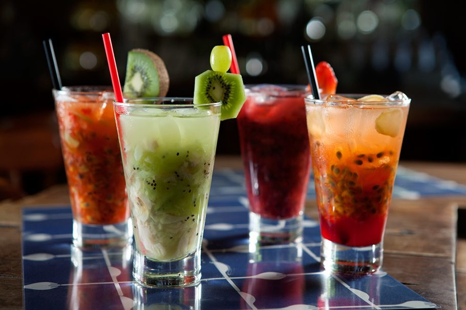 Drinks de Dudu Camargo - Foto: Rafael Lobo/Zoltar Design