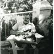 Ernest Hemingway/ reprodução