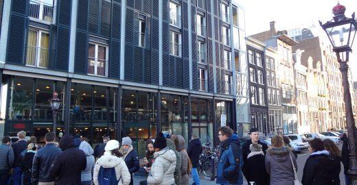 Uma visita inesquecível ao museu de Anne Frank, em Amsterdã