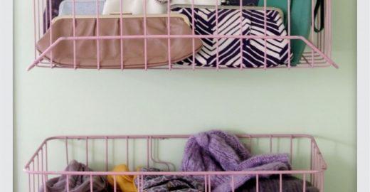 20 alternativas para deixar o quarto pequeno maior