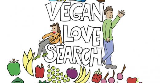 Sites de relacionamento apostam em usuários veganos e vegetarianos