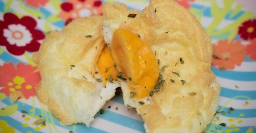 Aprenda a preparar ovo assado