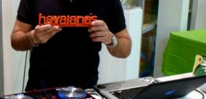 A SoulPlay (de Rafael) coloca música sob medida em lojas e eventos.