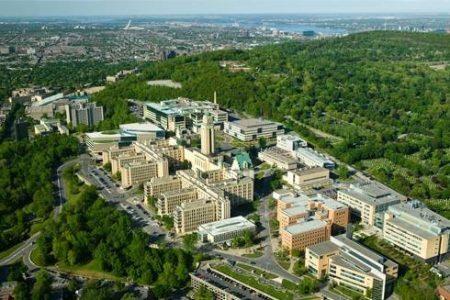campus da Université de Montréal (UDEM)