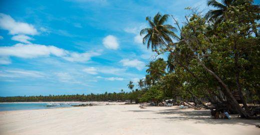 Ilha de Boipeba, uma bela joia no sul da Bahia