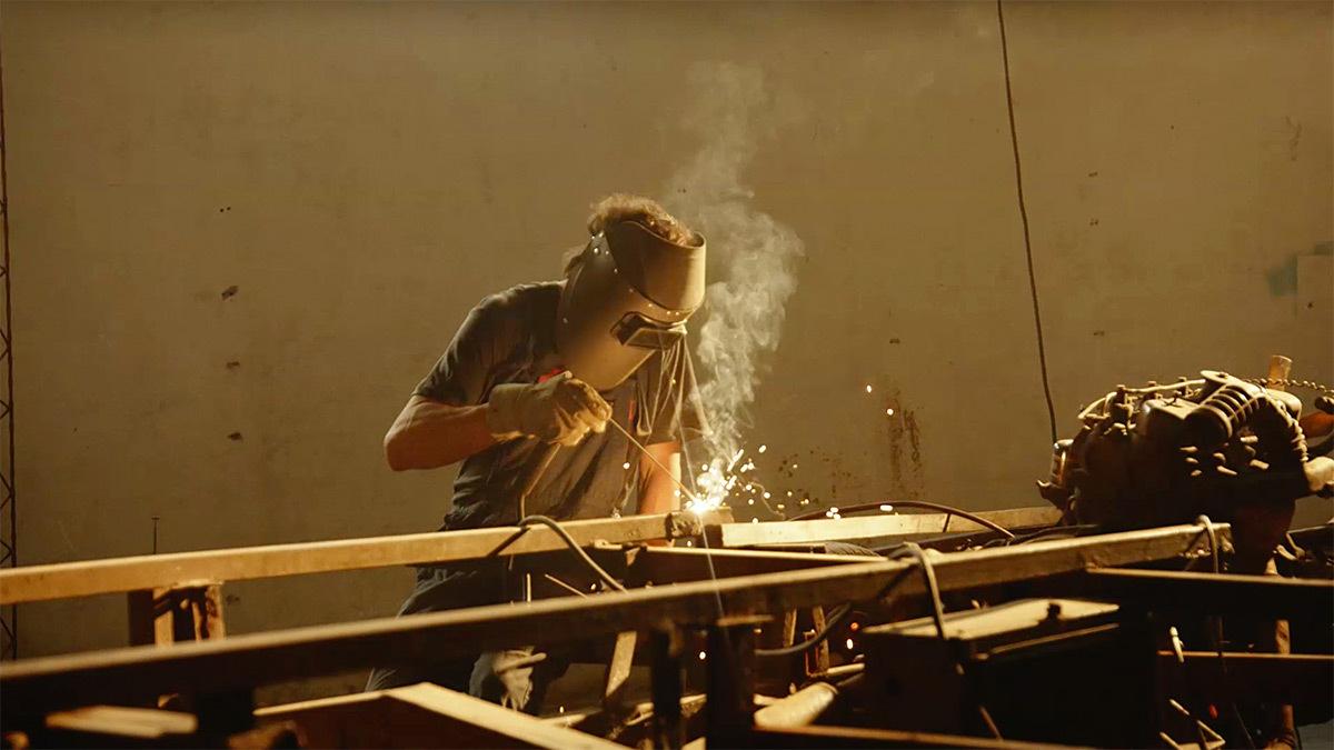 Imagens retiradas do vídeo do projeto