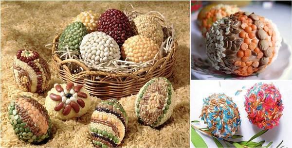 Ideias criativas de como decorar seu ovo de Páscoa -> Como Decorar Ovo De Pascoa