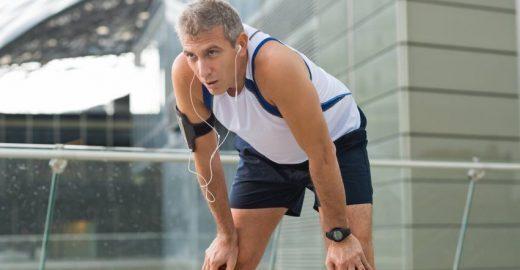 'Quarentões' que praticamatividade física têm menosriscode contrair câncer