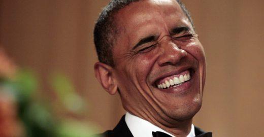 Barack Obama faz entrevista de emprego em programa de TV