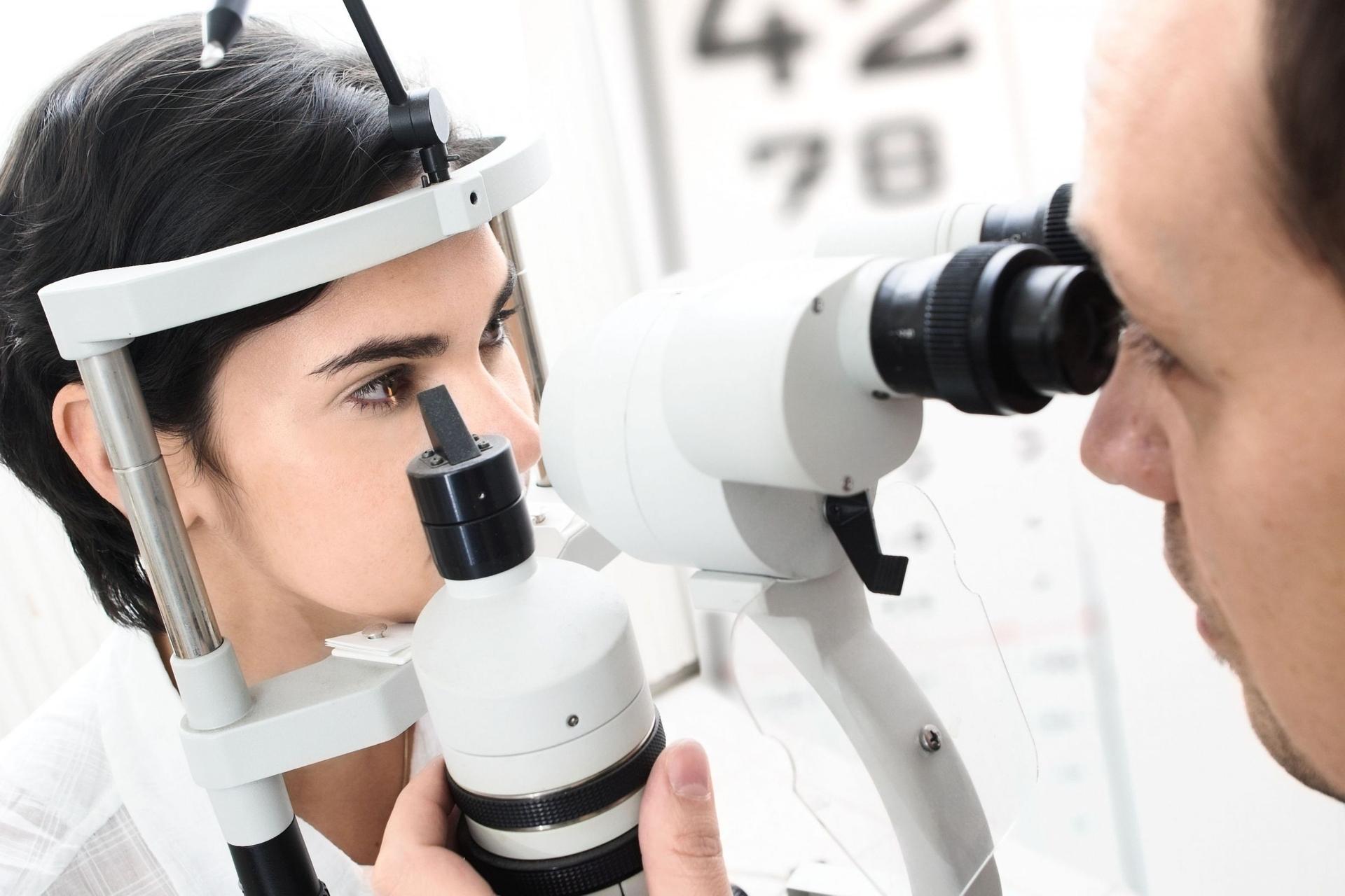 atac de panică viziune test de depistare a ochilor ce este