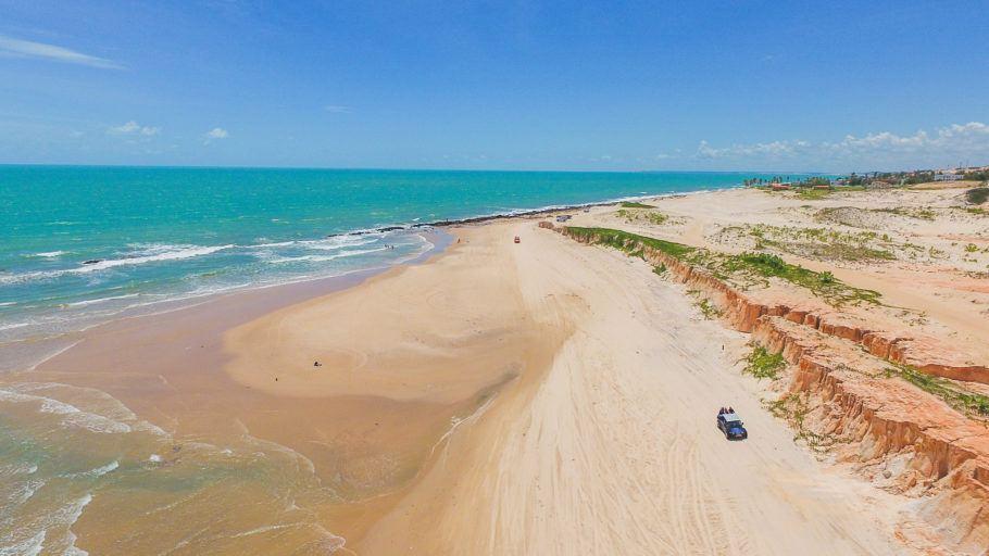 praia Canoa Quebrada