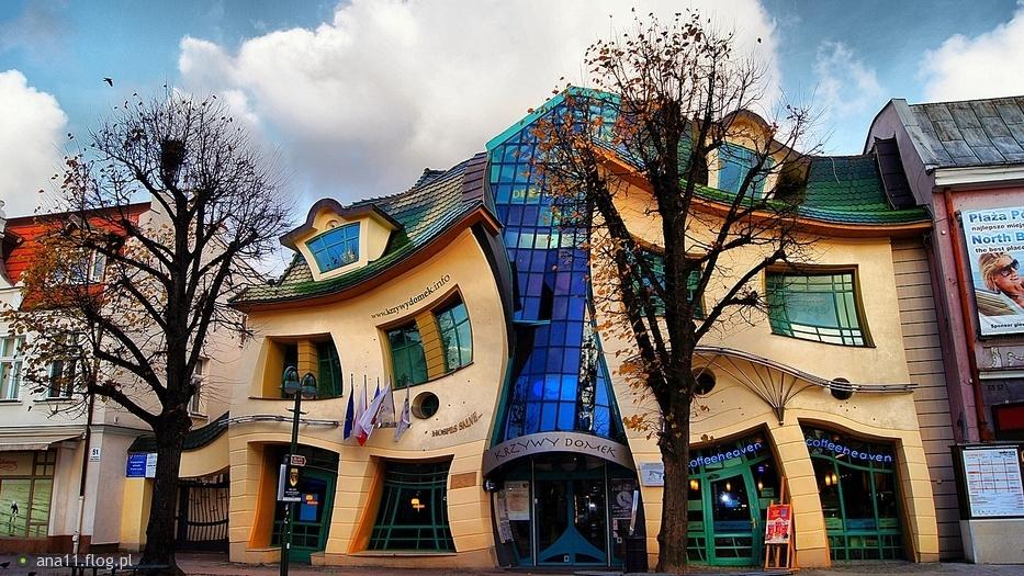 Conheça as construções mais diferentes ao redor do mundo