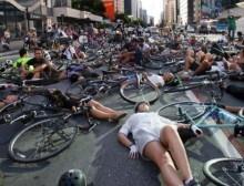 Em várias cidades, cidadão usam o site Change.org em defesa do uso de bicicletas em vias públicas
