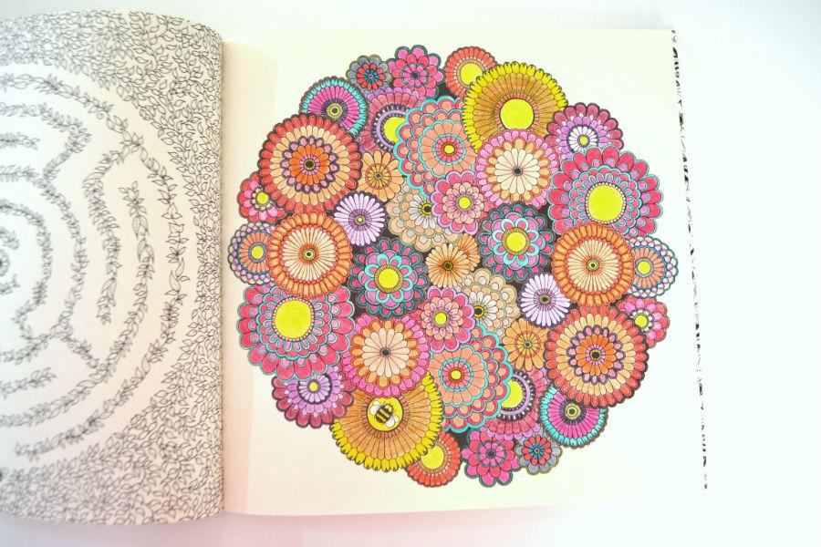 flores jardim secreto:Conheça 10 sites com desenhos para colorir online