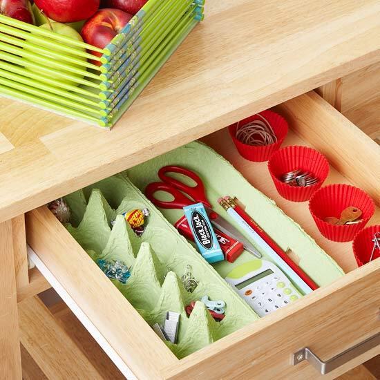 30 truques geniais para facilitar a organização da casa