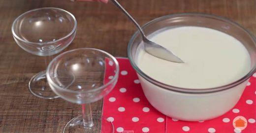 Como fazer Iogurte Natural Caseiro com apenas 2 ingredientes