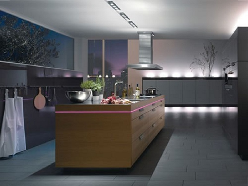 Sem quebradeira aprenda a criar pontos de luz em seu ambiente for Kitchen lighting ideas b q