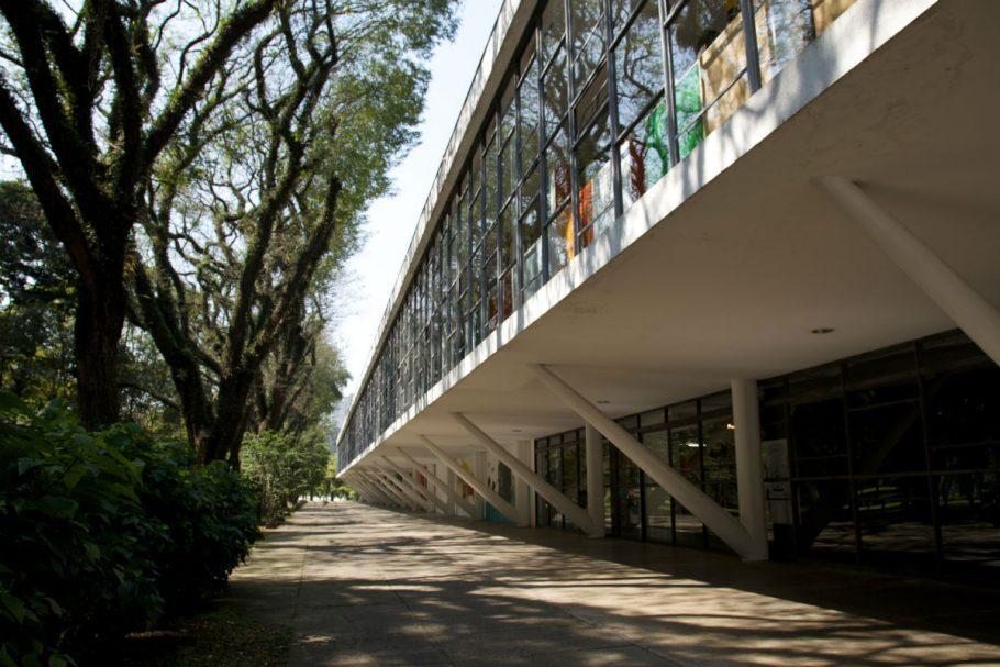 Museu Afro Brasil - 209.097 visitantes