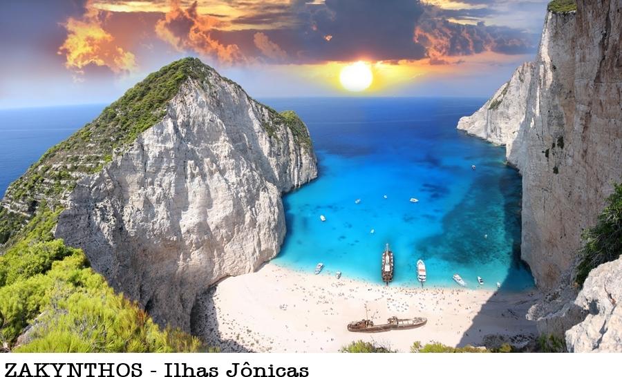 Nove ilhas gregas que você precisa conhecer